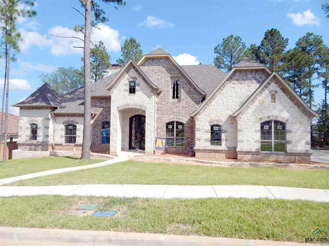 Single Family for Sale at 7620 Timber Trail Tyler, Texas 75703 United States
