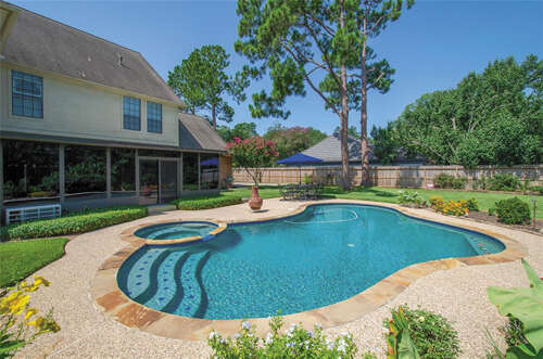 Single Family for Sale at 6030 N Woods Lane Katy, Texas 77494 United States