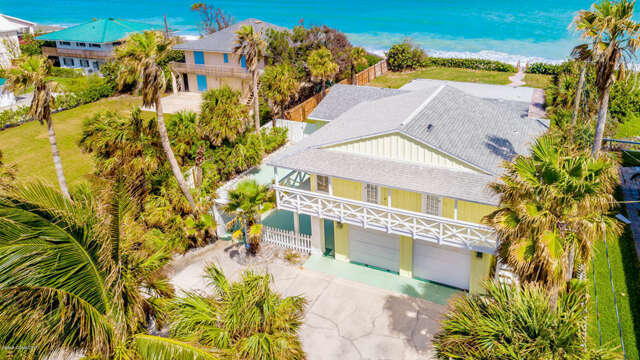Single Family for Sale at 6503 S Highway A1a Melbourne Beach, Florida 32951 United States