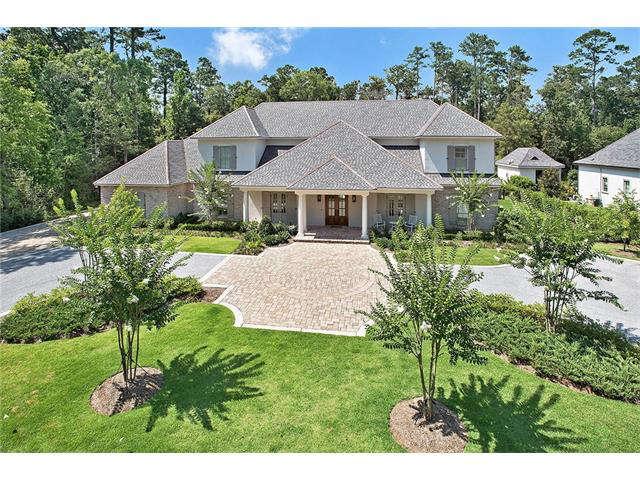 Single Family for Sale at 25 Riverdale Drive Covington, Louisiana 70433 United States