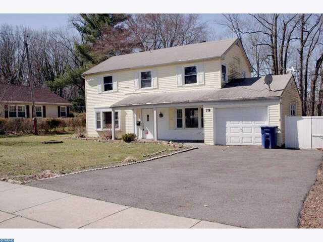 Real Estate for Sale, ListingId:44175293, location: 79 PLUMTREE LANE Willingboro 08046