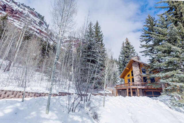 Single Family for Sale at 425 Crystal Park Drive Redstone, Colorado 81623 United States