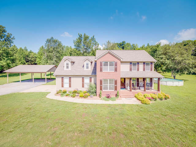 Real Estate for Sale, ListingId:46350862, location: 8004 Mcdonald Cemetery Rd Ooltewah 37363