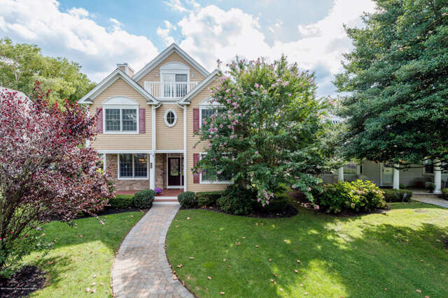 Single Family for Sale at 308 Boston Boulevard Sea Girt, New Jersey 08750 United States