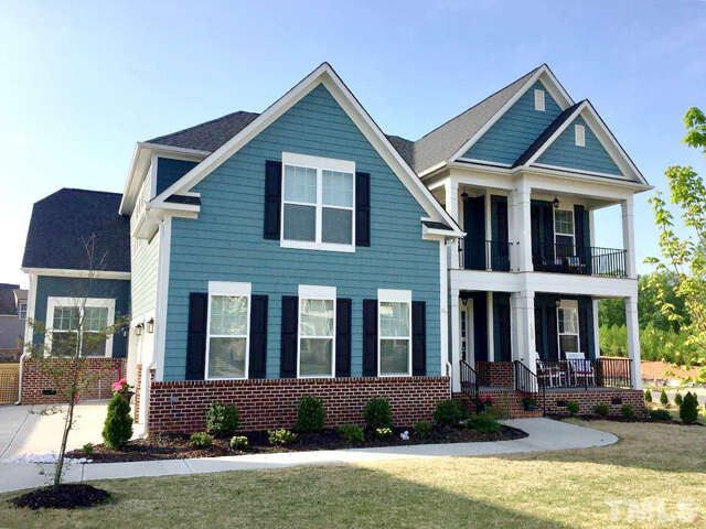 Single Family for Sale at 125 Restonwood Drive Apex, North Carolina 27539 United States