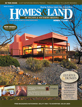 HOMES & LAND Magazine Cover. Vol. 20, Issue 02, Page 3.