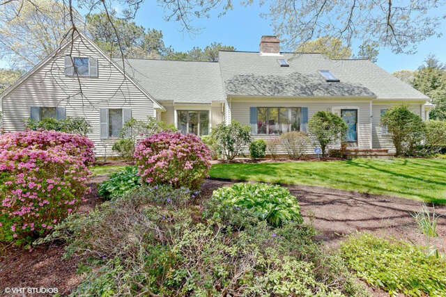 Single Family for Sale at 18 Webster Street North Falmouth, Massachusetts 02556 United States