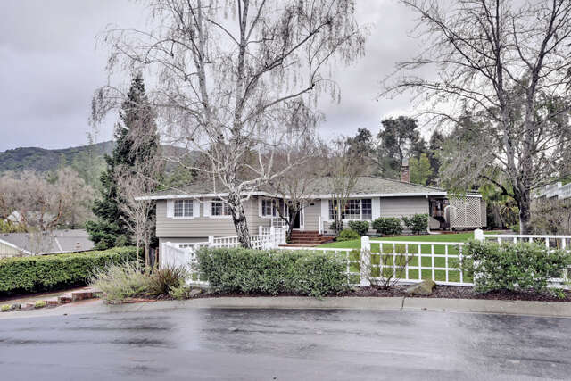 Single Family for Sale at 132 Nina Court Los Gatos, California 95030 United States