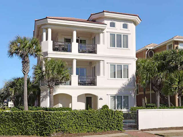 Single Family for Sale at 4729 Ocean Boulevard Destin, Florida 32541 United States