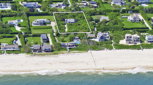 Single Family for Sale at 128 Surfside Drive Bridgehampton, New York 11932 United States