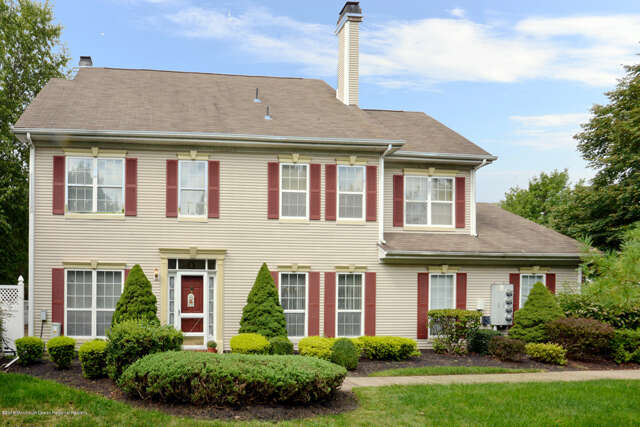 Single Family for Sale at 41 S Manor Court Wall, New Jersey 07719 United States