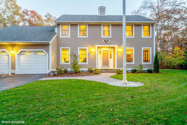 Single Family for Sale at 72 John Ewer Road Sandwich, Massachusetts 02563 United States