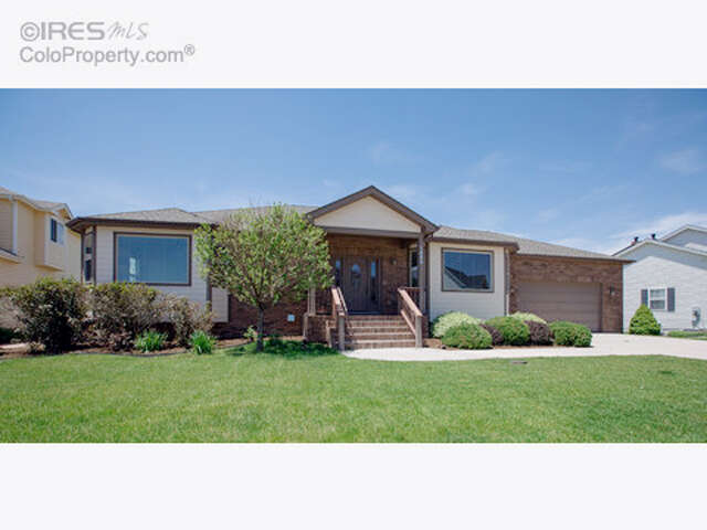 Single Family for Sale at 1480 Red Tail Rd Eaton, Colorado 80615 United States