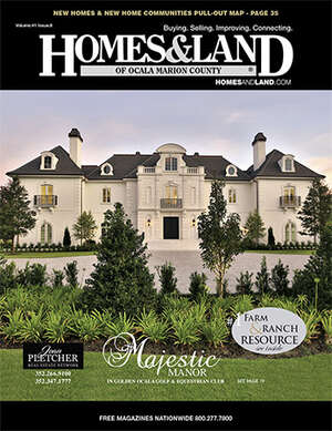HOMES & LAND Magazine Cover. Vol. 41, Issue 08, Page 19.