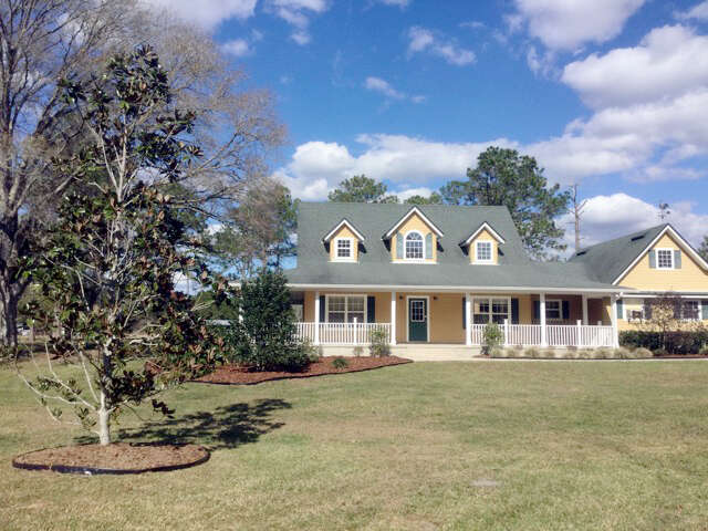 Single Family for Sale at 18806 North East 21st Pl Starke, Florida 32091 United States