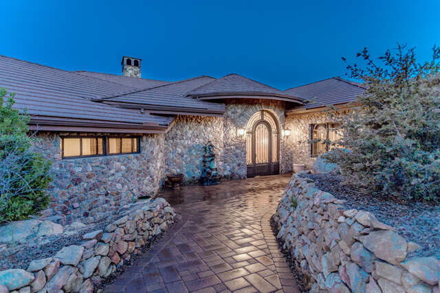 Single Family for Sale at 2109 Forest Mountain Rd Prescott, Arizona 86303 United States