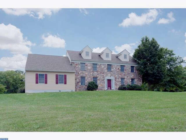 Single Family for Sale at 104 Gallows Run Road Riegelsville, Pennsylvania 18077 United States