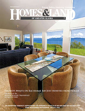 HOMES & LAND Magazine Cover. Vol. 32, Issue 01, Page 51.
