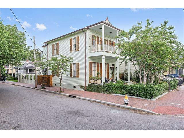 Single Family for Sale at 1302 8th Street New Orleans, Louisiana 70115 United States