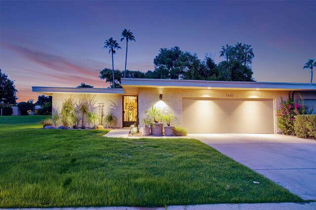 Single Family for Sale at 7610 E Gila Bend Road Scottsdale, Arizona 85258 United States