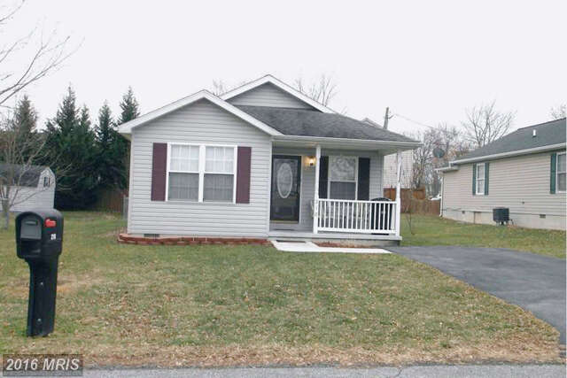 Real Estate for Sale, ListingId:42495011, location: 210 TWIGG DRIVE Martinsburg 25404