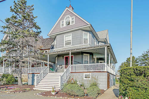 Single Family for Sale at 404 S Bayview Avenue Seaside Park, New Jersey 08752 United States