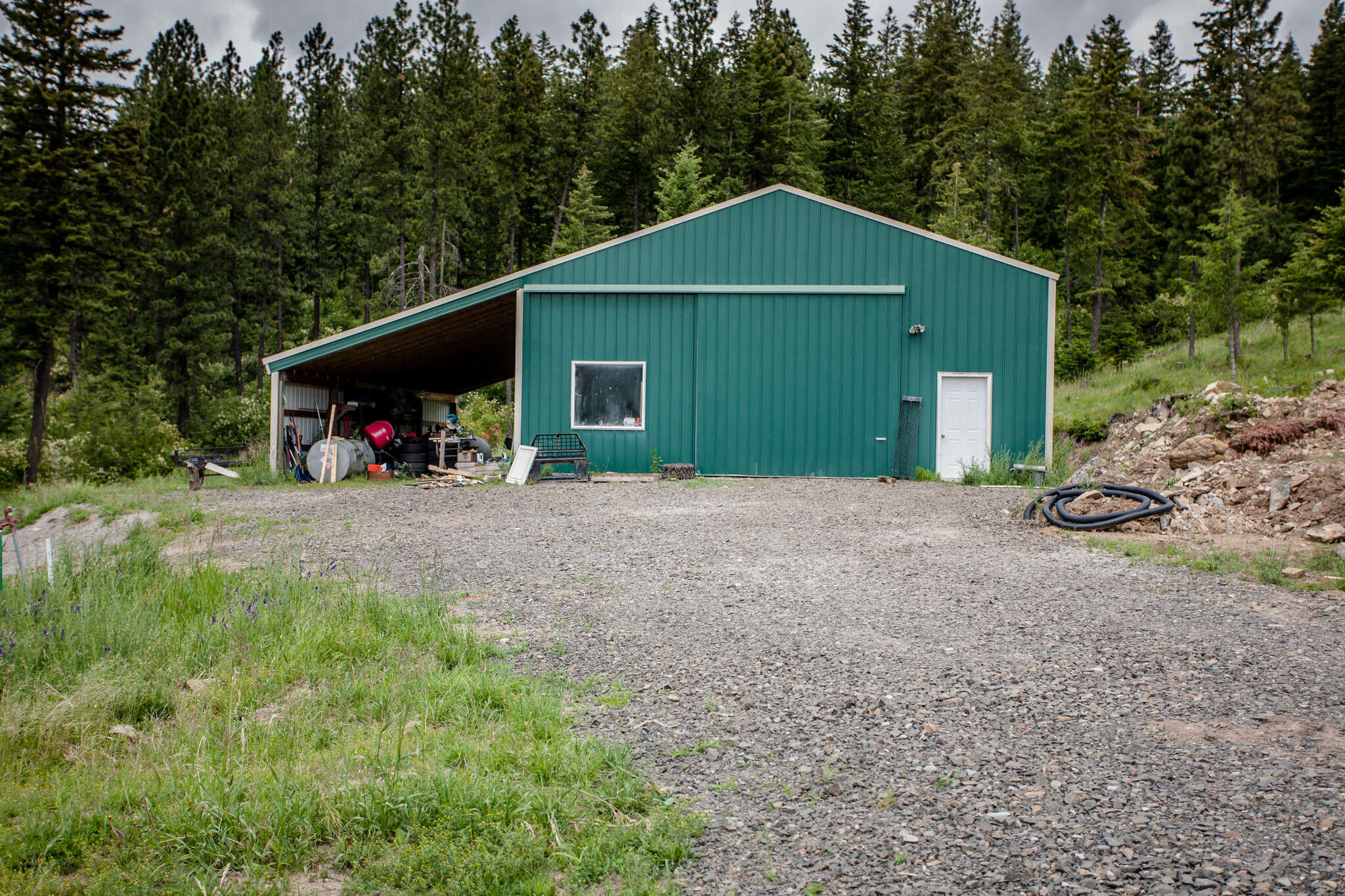 Single Family for Sale at 24649 N Rimrock Road Hayden, Idaho 83835 United States