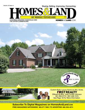 HOMES & LAND Magazine Cover. Vol. 32, Issue 04, Page 18.