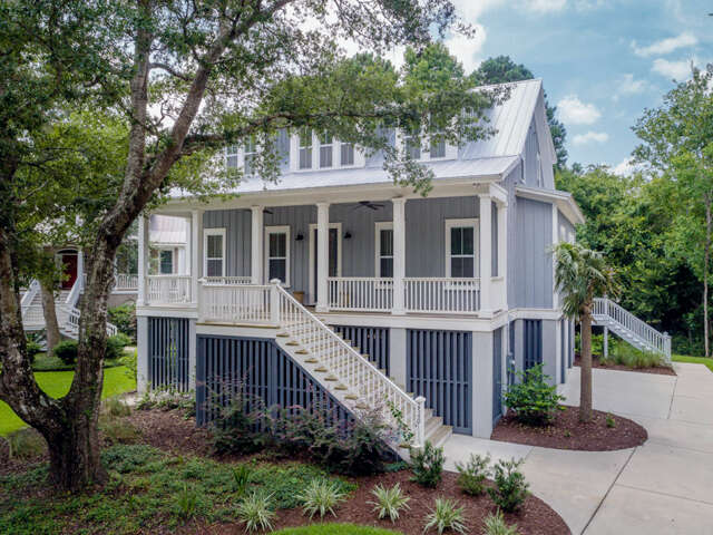 Single Family for Sale at 2540 Charter Oaks Drive Mount Pleasant, South Carolina 29466 United States