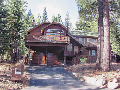 Single Family for Sale at 1115 Big Pine Drive Tahoe City, California 96145 United States