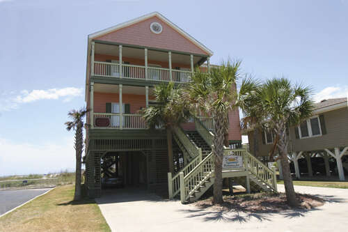 Single Family for Sale at 5504 N Ocean Blvd. North Myrtle Beach, South Carolina 29582 United States