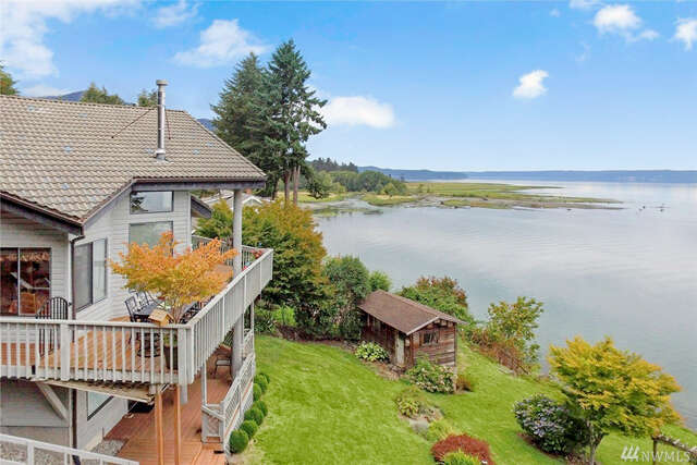 Single Family for Sale at 307333 Highway 101 Brinnon, Washington 98320 United States
