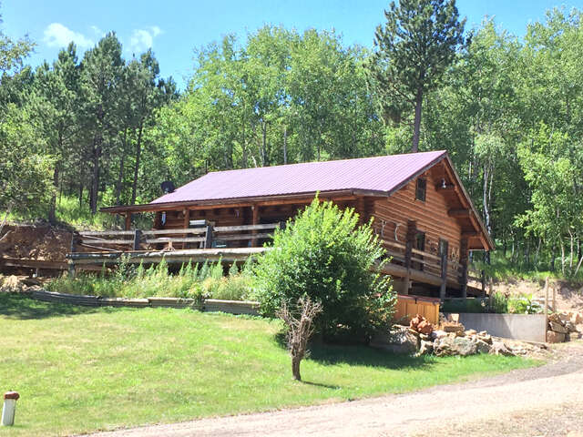Single Family for Sale at 11565 Moon Mountain Lane Deadwood, South Dakota 57732 United States