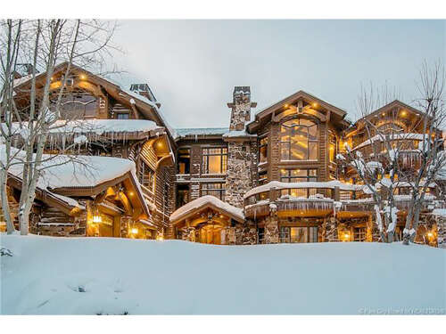 Single Family for Sale at 7840 N. Summit View Dr. Park City Ut 84060 Park City, Utah 84060 United States