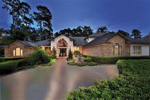 Single Family for Sale at 230 Starlight Place Spring, Texas 77380 United States