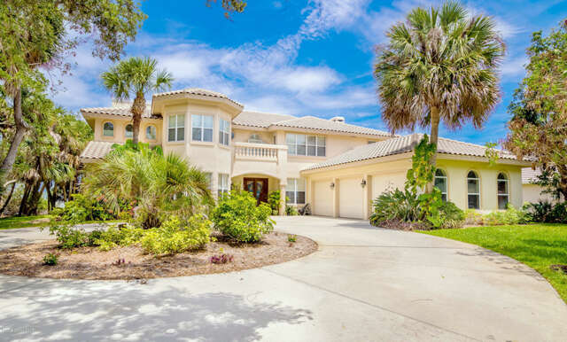 Single Family for Sale at 4060 S Tropical Trail Merritt Island, Florida 32952 United States