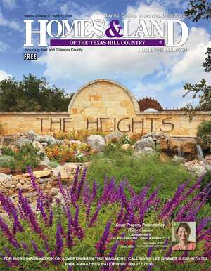 HOMES & LAND Magazine Cover. Vol. 27, Issue 06, Page 4.