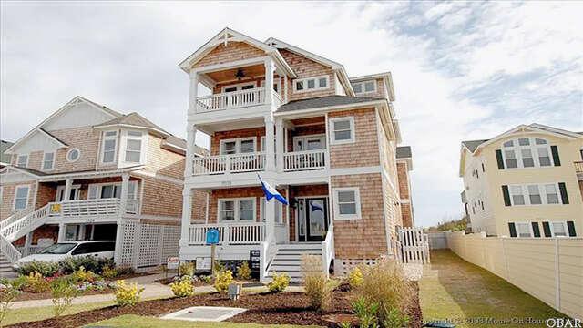 Single Family for Sale at 3531 S Virginia Dare Trail Nags Head, North Carolina 27959 United States
