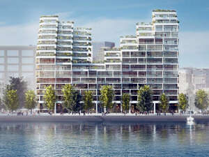 New Home for Sale, ListingId:39277854, location: Queens Quay East Toronto