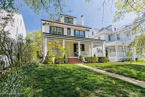 Single Family for Sale at 705 Sunset Avenue Asbury Park, New Jersey 07712 United States