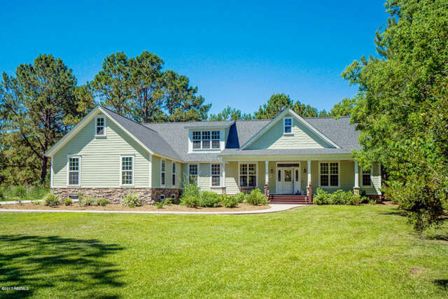 Single Family for Sale at 10 Grande Oaks Way Beaufort, South Carolina 29907 United States
