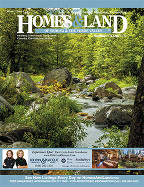 HOMES & LAND Magazine Cover. Vol. 17, Issue 08, Page 15.