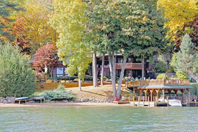 Single Family for Sale at 3744 Lakeshore Drive Diamond Point, New York 12824 United States