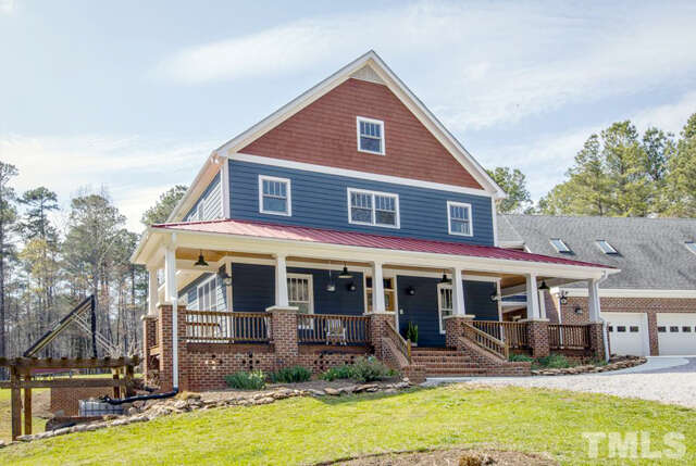 Single Family for Sale at 7341 Churchill Drive Wake Forest, North Carolina 27587 United States