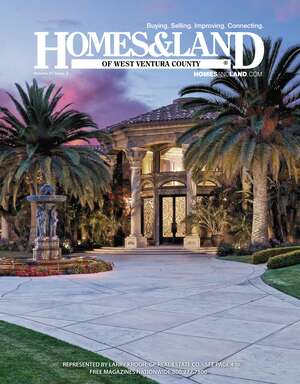 HOMES & LAND Magazine Cover. Vol. 37, Issue 03, Page 4.