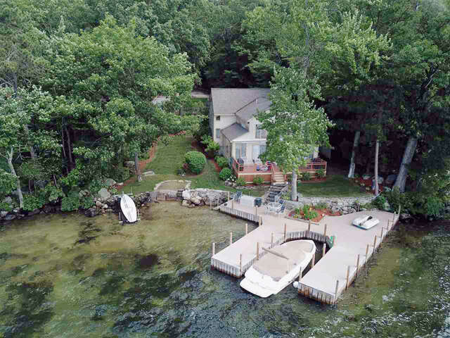 Single Family for Sale at 75 Spindle Point Road Meredith, New Hampshire 03253 United States
