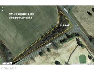 Land for Sale, ListingId:24599686, location: Greenhill Road Mount Airy 27030