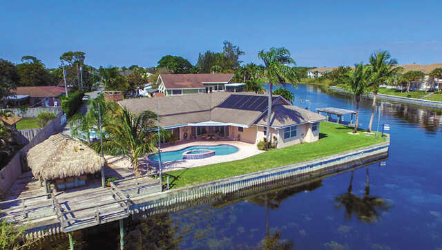 Single Family for Sale at 2375 Gertrude Lane Lake Worth, Florida 33462 United States