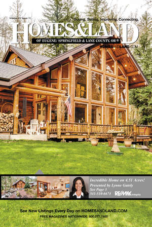 HOMES DIGEST Magazine Cover. Vol. 15, Issue 10, Page 3.
