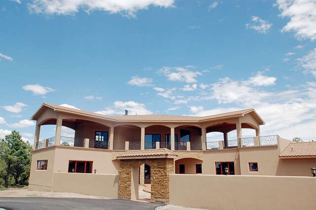Single Family for Sale at 102 Butch Baird Way Alto, New Mexico 88312 United States